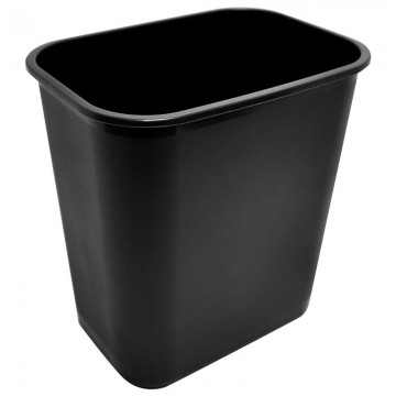ALFAX Plastic Dustbin 8813 Grey