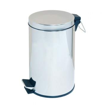 ALFAX Pedal Dustbin HA101C 12L D250xH400mm