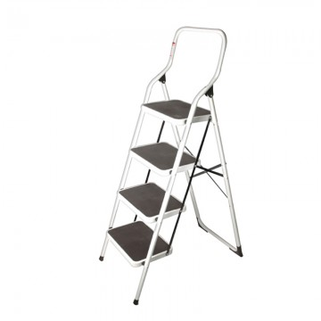 ALFAX 4 Step High Square Handle Ladder 1104B