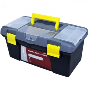 ALFAX G555 Tool Box 395x235x170mm Grey