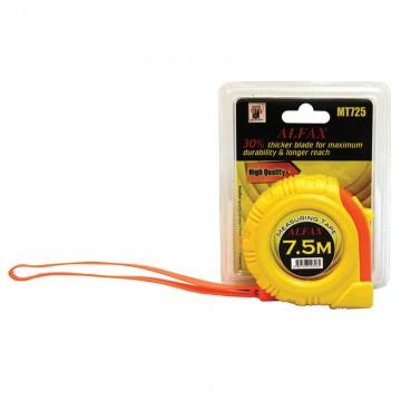 ALFAX MT725 Measuring Tape 7.5mx2.5cm