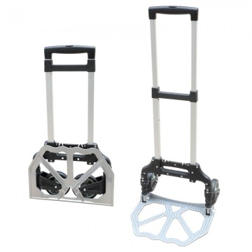 Foldable Trolley 60-70kg 2 Tier SW NLW7020