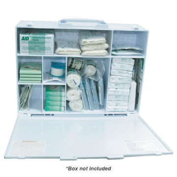 FIRST AID Box B Refill Only