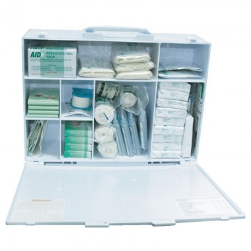 FIRST AID W/ Medicine Box B