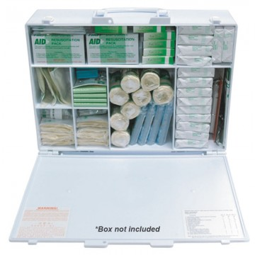 FIRST AID Box C Refill Only