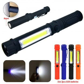 AXCO BL909A Rounded COB LED Camping Light