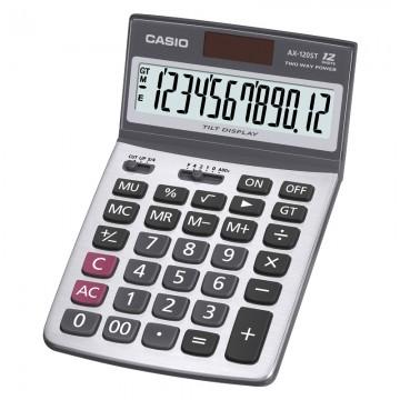 CASIO AX120ST Calculator 12Digits