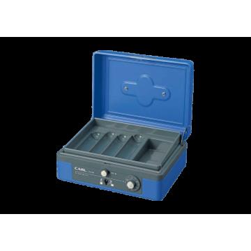 """CARL CB8200 Cash Box Number Lock 7.7"""" 195x155x86mm"""