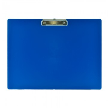 ALFAX PVC Clipboard A4S Navy Blue