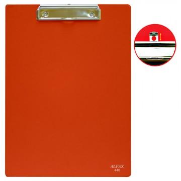 ALFAX 440 PVC Clipboard A4 Red