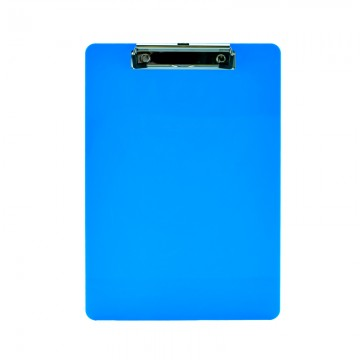 ALFAX CB881 Plastic Clipboard A4 Blue