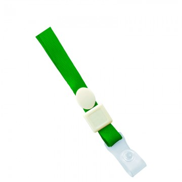 ALFAX K1001 Lanyard Plastic Snap Fastener 10's Green