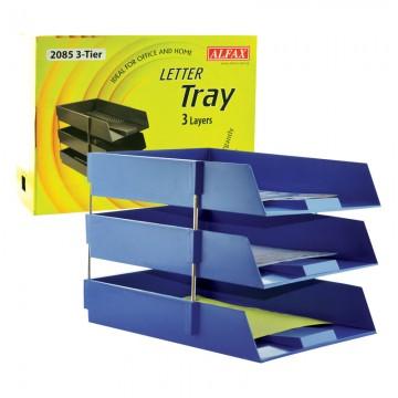 ALFAX 2085 Letter Tray 3Tier