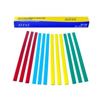 ALFAX MS200 Magnetic Strip 9x200mm 12's