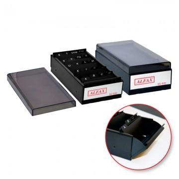 ALFAX NC600 Name Card Case 600's