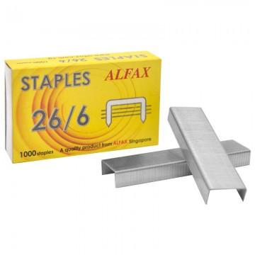 ALFAX 266 Staples 26/6