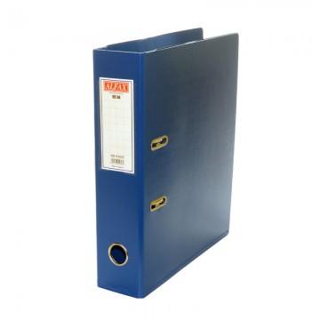 "ALFAX 182A PVC Arch File 3"" A4 Navy Blue#08"