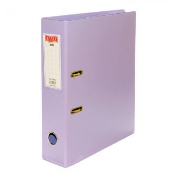 """ALFAX 182A PVC Arch File 3"""" A4 Purple#20"""