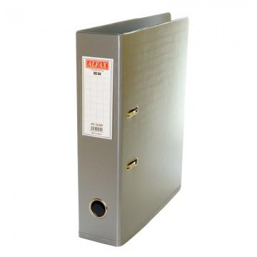 """ALFAX 182A PVC Arch File 3"""" A4 Silver#05"""