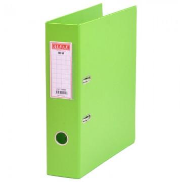 "ALFAX 182A PVC Arch File 3"" A4 Fancy Green #34"