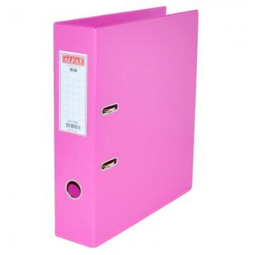 "ALFAX 182A PVC Arch File 3"" A4 Fancy Pink #29"