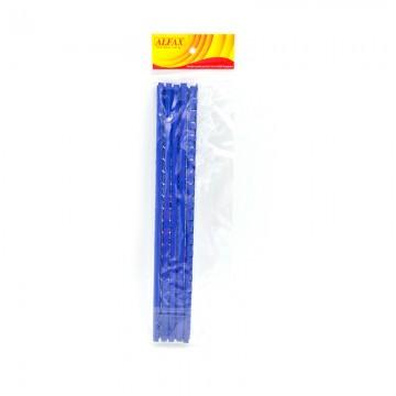 ALFAX 108BL Binding Ring 8mm 21R A4 10's Blue