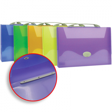 ALFAX B015 Briefcase A4 Green