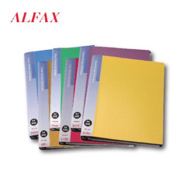 ALFAX PPF3020 Clear Holder Refillable 30 Hole A4
