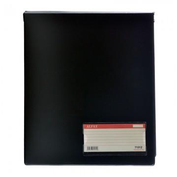 """ALFAX 71012 Computer File 9x11"""" Black"""