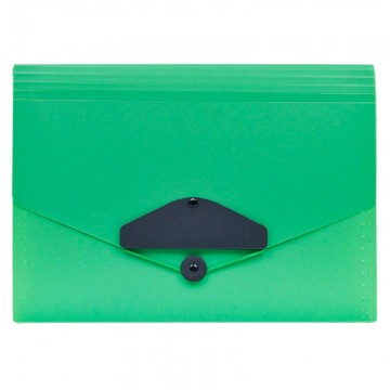 ALFAX 4304 Expanding File 13 Dividers A4 Green