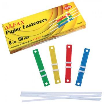 ALFAX 9050 Plastic Fastener 50's Colour