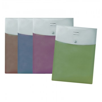 SHUTER A1820 File Bag 2Layers (V) A4