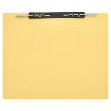ALFAX 10S Paper Spring File F4 Buff