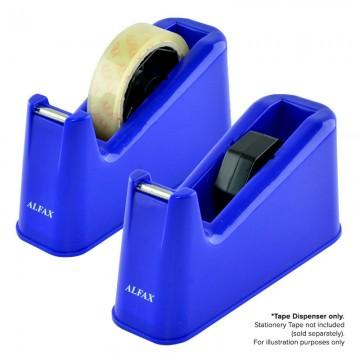 ALFAX Tape Dispenser #L No: 14 Blue
