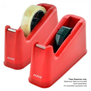 ALFAX Tape Dispenser #L No: 14 Red