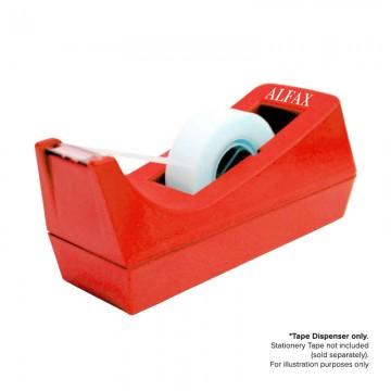 ALFAX C38 Tape Dispenser Red