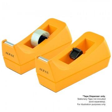 ALFAX TP071 Tape Dispenser Neon Orange