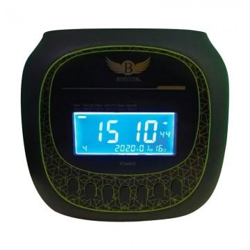 BIOSYSTEM i-Clock 12 Time Recorder