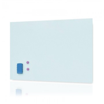ALFAX GL1015 Tempered Glass Magnetic Whiteboard 100x150cm
