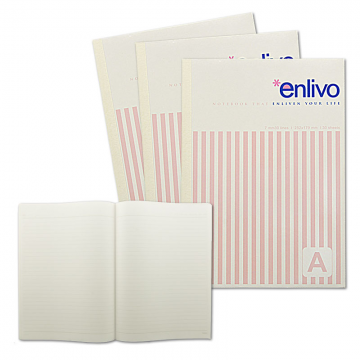 ENLIVO PD0573541 Note Book 7mm B5 30's