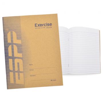 ESPP E2000FSC Exercise Book 8mm Single Line 200B/120pgs