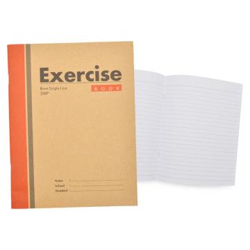 ESPP E200PFSC Exercise Book 8mm Single Line 200P/200pgs