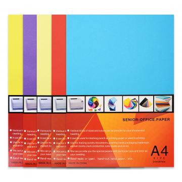 ALFAX FT8013K Colour Paper 100's 80 A4