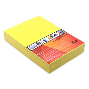 ALFAX FT8014R Colour Paper 500's 80 A4 Lemon