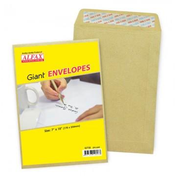 """ALFAX Giant P&S Envelope 7x10"""" 24's"""