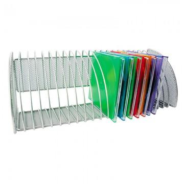 ALFAX CD024 Mesh CD Rack