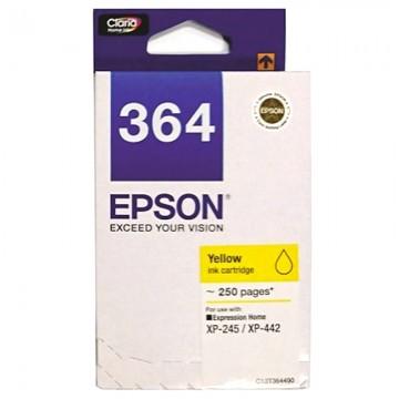 EPSON C13T364490 Ink Cartridge Yellow