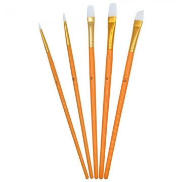 ALFAX 5775 Artist Brush Set No.1,3,4,6,1/8