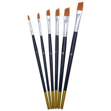 ALFAX 5776W Wash Artist Brush Set No.2,4,6,8,10,12