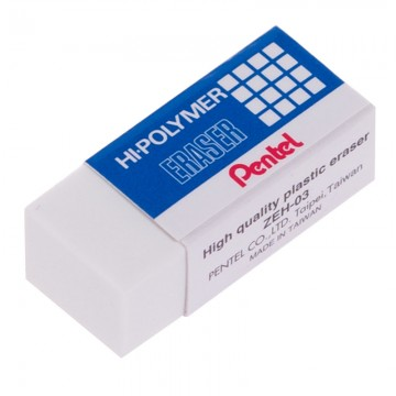 PENTEL ZEH03 Hi-Polymer Eraser -Small